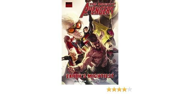 Mighty Avengers: Earth's Mightiest Premiere HC: Amazon co uk
