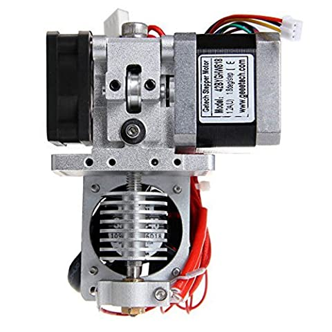 Assembled J-head V2.0 Gt9 Extruder Head 0.3-0.5mm Nozzle Kit for