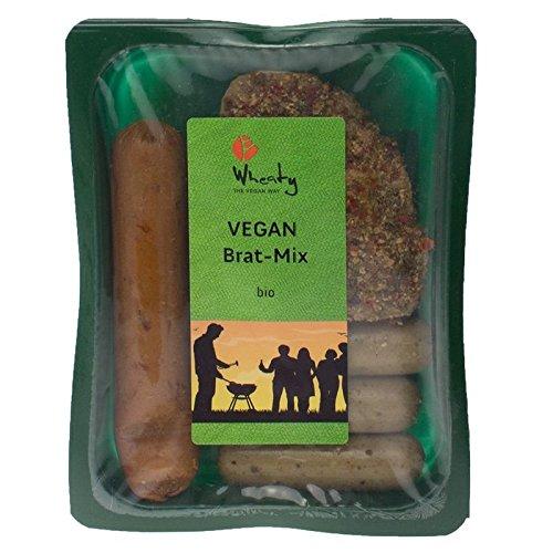 Wheaty Bio VEGAN Grill-Mix 200 gr
