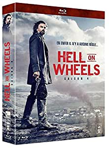 Hell on Wheels - Saison 4 [Blu-ray]
