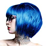 Tinte Capilar Semi-Permanente Crazy Color (Capri Blue) + GRATIS Estuche Blue Banana Sugar Skull