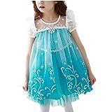 Top One Kinder Princess Mädchen Princess Costume Children Cosplay Kleider