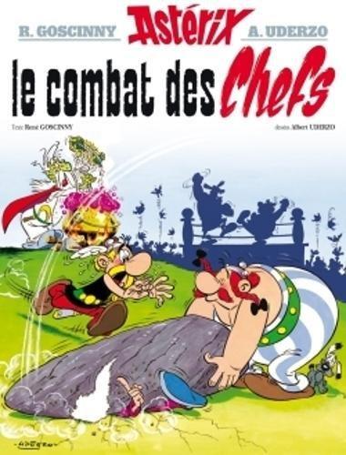 Astérix - Le combat des chefs - n°7 par René Goscinny