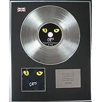 Gatti–Limited Edition CD Platinum Disc–Original cast recording