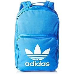 adidas BP CLAS Trefoil Mochila, Unisex Adulto, (Azul), NS