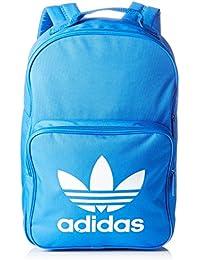 adidas Bp Clas Trefoil, Mochila Unisex Adulto, Azul (Azul), NS