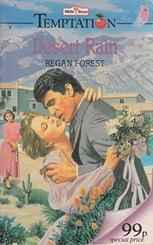 book cover of Desert Rain