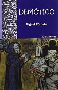 Demótico par  Miguel Córdoba Bueno