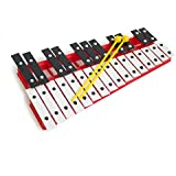 ProKussion Red27V 27 Key Chromatic Glockenspiel - Red