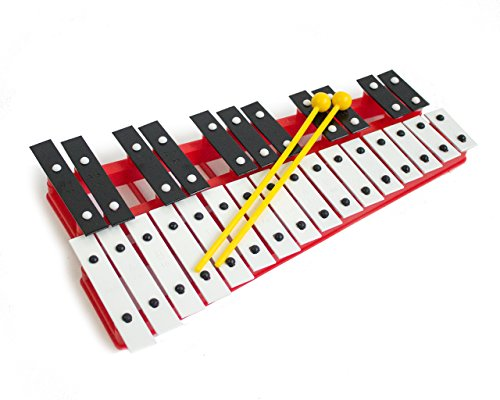 1TO1MUSIC RED27V   GLOCKENSPIEL CON 27 NOTAS