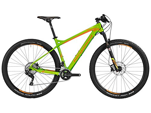 'Bergamont Revox Ltd 29Carbon bicicleta de montaña modelo especial verde/naranja 2016, color , tamaño M (168-175cm)