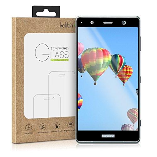 kalibri-Sony-Xperia-XZ2-Premium-Folie-3D-Glas-Handy-Schutzfolie-fr-Sony-Xperia-XZ2-Premium-Auch-fr-gewlbtes-Display