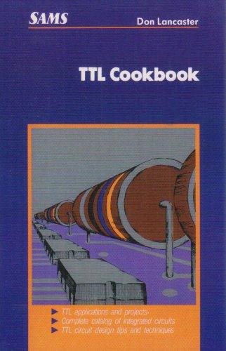 Transistor-transistor Logic Cook Book (Developer's Library)