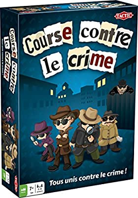 Tactic - 53393 - Course Contre Le Crime - Multicolore
