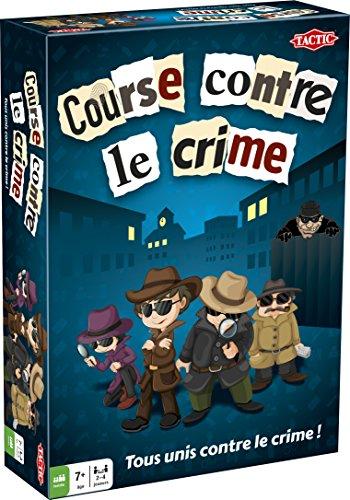 Tic Tac Tactic-53393-Carrera contra el Crimen