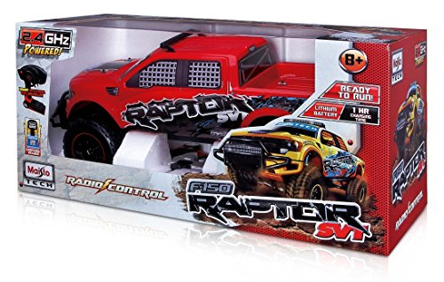 RC Auto kaufen Monstertruck Bild 2: Maisto 581601 - 1:6 R/C Ford F150 Raptor*