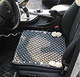 RUIRUI Autositz, elegante Einfachheit Frau Sitzkissen (Einzelmatte)