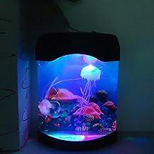 Bureze - Lámpara de Fondo para Acuario, ...