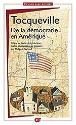 De la démocratie en Amérique de Alexis de Tocqueville