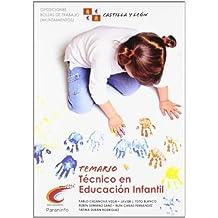 Temario oposiciones/bolsa de trabajo ayuntamientos. Técnico en educación infantil. Castilla y León (Castilla Leon) - 9788497329552