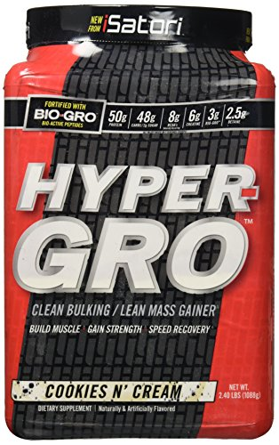 iSatori Hyper-Gro Cookies N Cream - 16 Servings - 51htQnonTlL