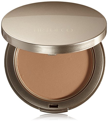 Artdeco maquillaje femme / mujer, Polvo Compacto Mineral No. 20 color beige neutral (9 g), Paquete 1er (1 x 9 g)