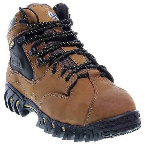 Michelin Men's Steel Toe Metatarsal Guard Hitop Boots Guard Steel Toe Boot