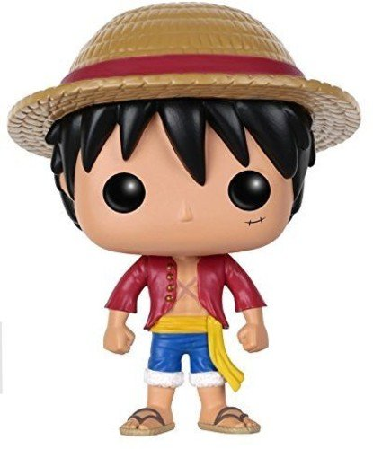 FunKo POP! Vinilo - One Piece: Monkey D. Luffy