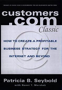 Customers.com Classic (English Edition) par [Patricia B. Seybold, Ronni T. Marshak]