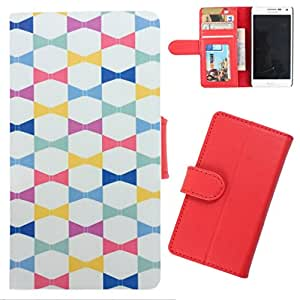 DooDa - For Micromax Unite 2 A106 PU Leather Designer Fashionable Fancy Wallet Flip Case Cover Pouch With Card, ID & Cash Slots And Smooth Inner Velvet With Strong Magnetic Lock