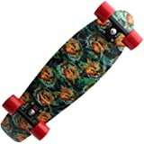 Penny Australia Complete Nickel Graphic Series 2014 Plastic Skateboard - Hunting
