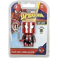 Llavero Clip-On Look-Alite LED Marvel Spider-Man