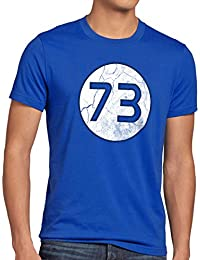 style3 73 T-Shirt Homme The Big Bang Theory Sheldon tbbt