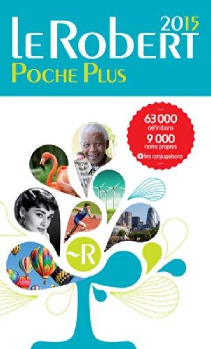 ROBERT DE POCHE PLUS 2015 par COLLECTIF