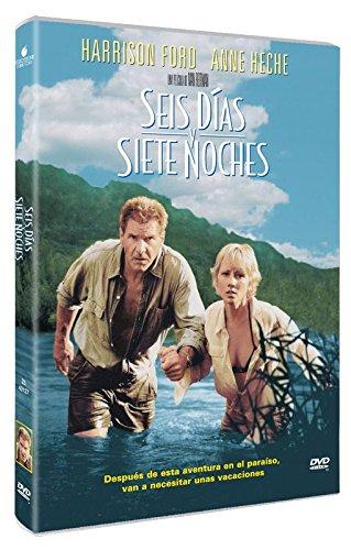 Sechs Tage, sieben Nächte (Six Days Seven Nights, Spanien Import, siehe Details für Sprachen)
