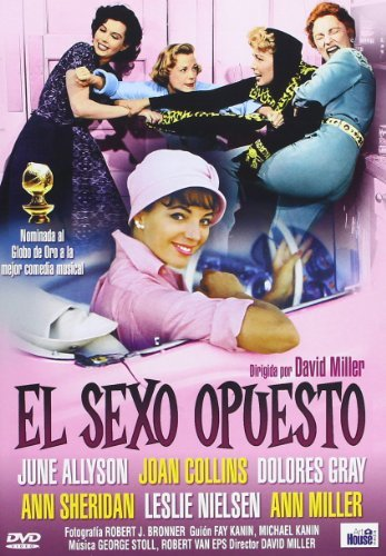 The Opposite Sex (1956) - Region 2 PAL, plays in English without subtitles by June Allyson