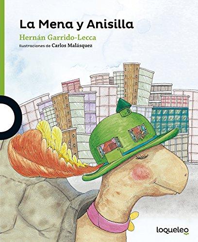 La Mena y Anisilla por Hernan Garrido-Leca