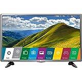 LG 80 cm (32 Inches) HD Ready LED TV 32LJ525D (Black) (2017 model)