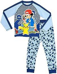 Pokemon - Pijama para Niños - Ash y Pikachu