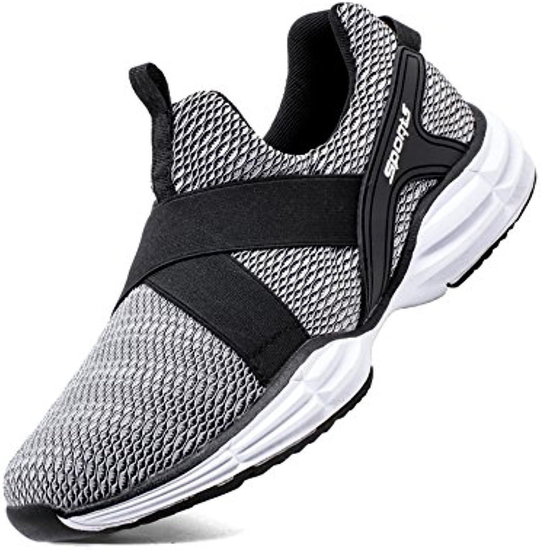 IIIIS-F Zapatillas Running Hombre Sneakers Calzado Deportivo Aire Libre y Deporte Gimnasia Respirable Zapatillas