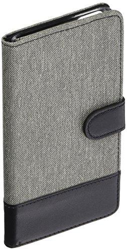 kwmobile ZTE Nubia Z9 Max Hülle - Kunstleder Wallet Case für ZTE Nubia Z9 Max mit Kartenfächern & Stand
