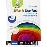 Math genius. Palestra matematica. Con e-book. Con espansione online. Per la Scuola media: 3