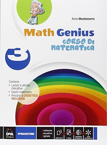 Math genius. Palestra matematica. Per la Scuola media. Con e-book. Con espansione online: 3