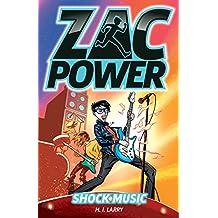 Shock Music (Zac Power)