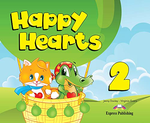 Happy Hearts 2 Pupil's Pack 3 (With Multi-Rom PAL & Optionals)