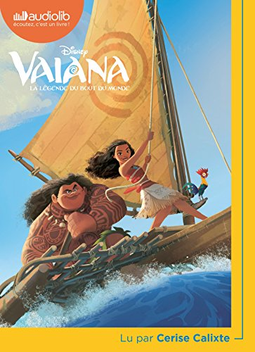 Vaiana - La Légende du bout du monde: Livre audio 1CD MP3