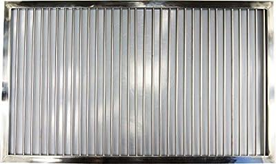Premium Grill Edelstahl 52 x 44,5 passend für WEBER SPIRIT E-210 ab 2013 Grillrost Gasgrill