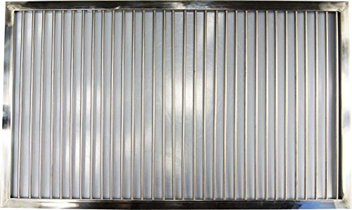 PREMIUM Grillrost Edelstahl 52 x 44,5 cm passend für WEBER E-210 ab 2013 Grill Gasgrill