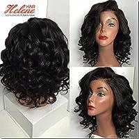 Helene Hair 7A Grade Best Loose Wave Bob Wig Glueless