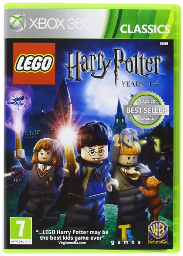 Lego Harry Potter - Years 1 to 4 - classics [import anglais]